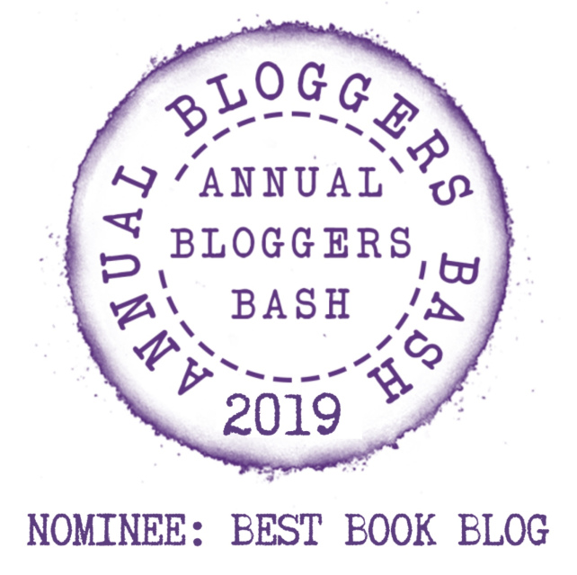 Annual Bloggers Bash Awards Nominee Best Book Blog (1)